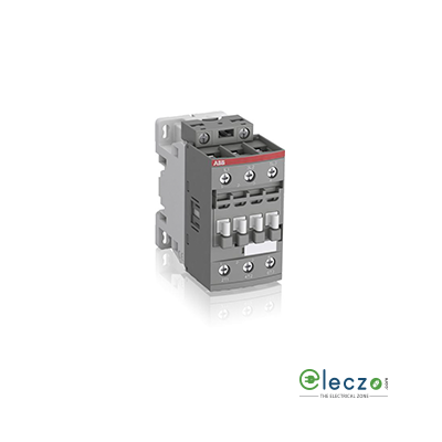 ABB NX Series Auxiliary Contactor 6 A, 4 NO, 24 V AC