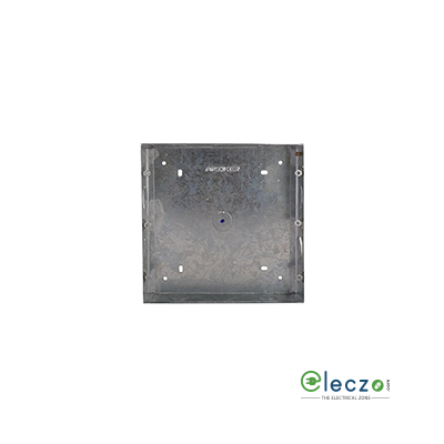 Anchor Flush Mounting Metal Box 18 Module, 20 Gauges