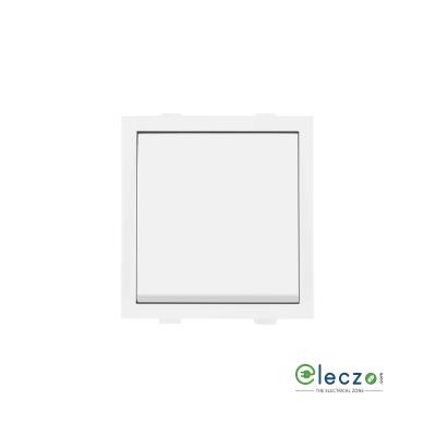 Anchor Rider Mega Switch 16 A, White, 1 Module, 1 Way