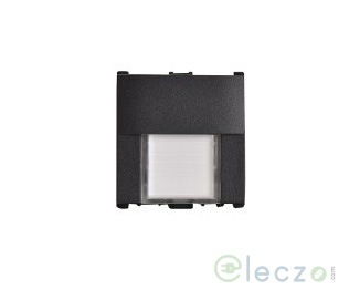 Anchor Vision Black Foot Light 2 Module, Cool Day Light-LED