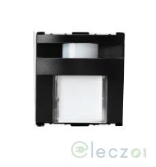 Anchor Vision Black Foot Light With PIR Sensor 2 Module, Cool Day Light-LED