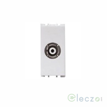 Anchor Vision White TV Socket, 1 Module