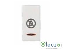 C&S Electric Divino DND Indicator Pure White, 1 Module