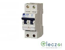C&S Electric WiNtrip MCB 1 A, 2 Pole, 10 kA, C-Curve