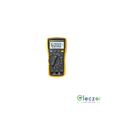Fluke 115B+ Digital Multimeter 600 V AC/DC, 10 A AC/DC