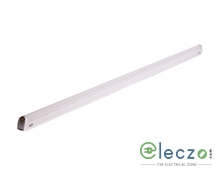 GM Modular Centilo LED Tube Light 5 W, 1 Feet, Warm White, Wall Mounted