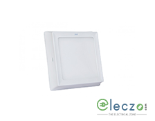 GM Modular Plano LED Surface Panel Light 5 W, Warm White, Surface Mounted, Square