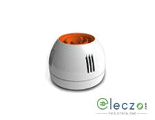 GM Modular G-Magic Mini Modular Series Uno Batten Lamp Holder, White