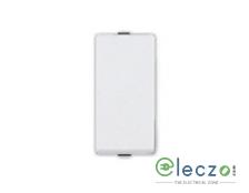 Great White Myrah Slim Switch 20 A, White, 1 Module, 1 Way