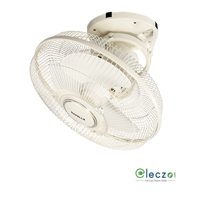"Havells Ciera High Speed Cabin Fan 300 mm (12""), Ivory"