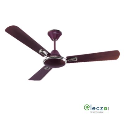 "Havells Festiva Decorative Ceiling Fan 1200 mm (48""), Lavender Mist Silver, 3 Blade"