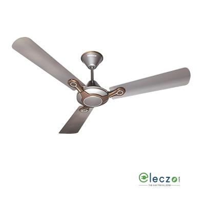 "Havells Leganza Decorative Ceiling Fan 1200 mm (48""), Lavender Mist Silver, 3 Blade"
