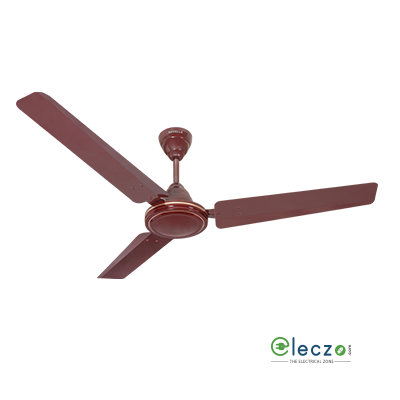 """Havells Pacer High Speed Ceiling Fan 1050 mm (42""""), Brown, 3 Blade"""