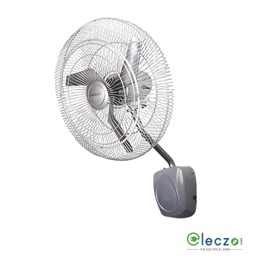 "Havells Turboforce Air Circulator Wall Fan 450 mm (18""), Grey"
