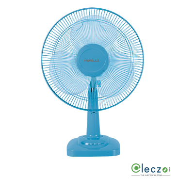 Havells Velocity Neo Table Fan 400 mm (16''), Blue