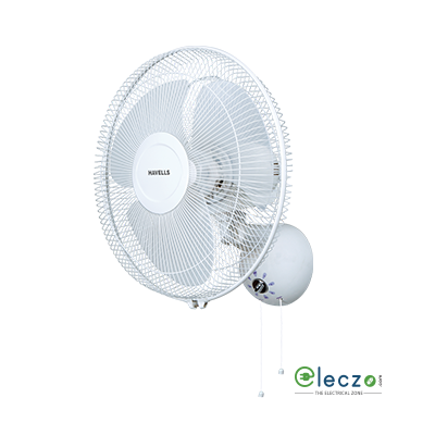 Havells D'Zire Wall Fan 400 mm (16''), White