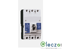 L&T Switchgear DU100H MCCB 25-32 A, 3 Pole, 30 kA, Adjustable O/L & Fixed S/C Settings, Thermal Magnetic Trip Unit