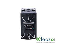 L&T MO C70 Capacitor Duty Contactor 70 KVAr, 415 V AC, 1 NO