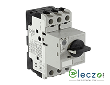 L&T MOG-H1 MPCB 0.25 A, Rotary Type, Thermal Release, O/L & S/C