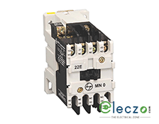 L&T MN0 13E Auxiliary Contactor 4 A, 1 NO + 3 NC, 220 V DC
