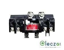 L&T MU 2P Thermal Overload Relay 6 - 10 A, Direct Mounting, Suitable For MU2P 2 Pole Contactor