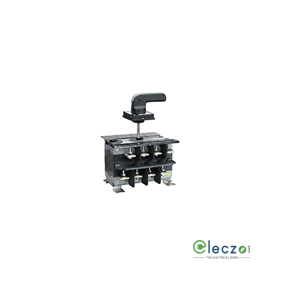 L&T On Load Manual Changeover Switch Disconnector 63 A, Open Execution, 4 Pole, 415 V AC