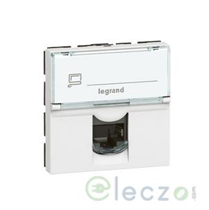 Legrand Arteor Information Socket 2 Module, White, RJ 45 (Cat 5)