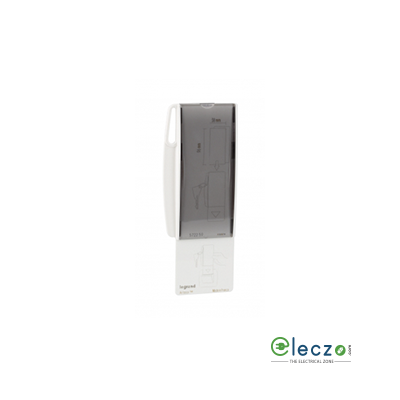 Legrand Arteor White Key Tag For Hotel Key Switch