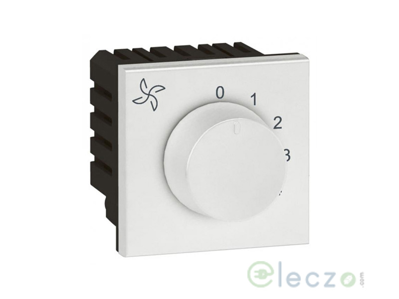 Legrand Arteor Light Dimmer (Square) 60-400 W, 2 Module, White