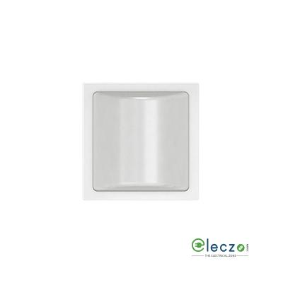 Legrand Arteor Over Door Light Unit (Square) 2 Module, White, LED - Red