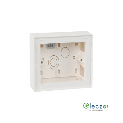 Legrand Arteor PVC Surface Box, 3 Module