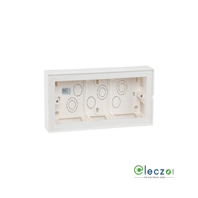 Legrand Arteor PVC Surface Box, 6 Module