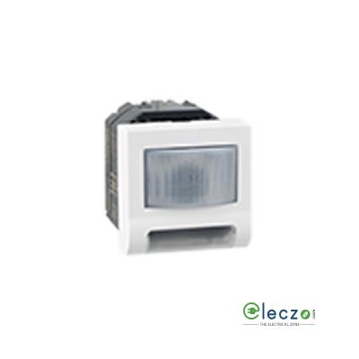 Legrand Arteor Skirting Light With Detector (Square) 2 Module, White, LED
