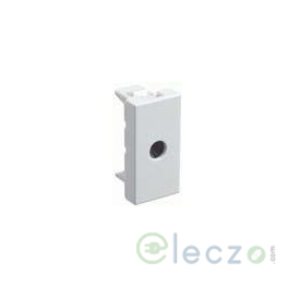 Legrand Arteor TV Co-Axial Socket 1 Module, White