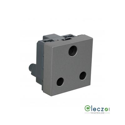 Legrand Arteor Socket (Square) 25 A, 2 Module, Magnesium