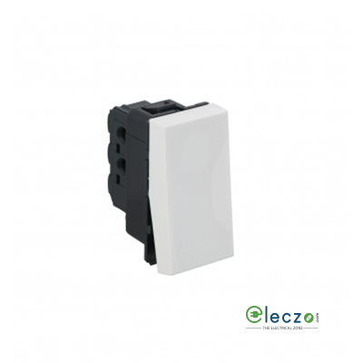 Legrand Arteor SP Switch (Square) 6 A, White, 1 Module, 1 Way