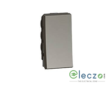 Legrand Arteor SP Switch (Square) 6 A, Magnesium, 1 Module, 1 Way