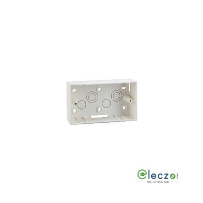 Legrand 16 Module Surface Mounting Plastic Box