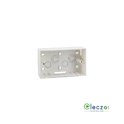 Legrand Britzy Surface Plastic Box 4 Module