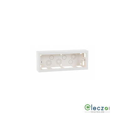 Legrand Britzy Surface Plastic Box 6 Module