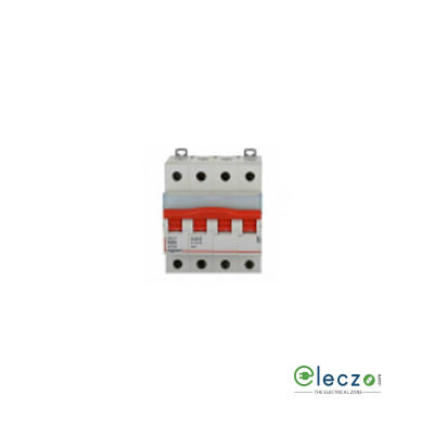 Legrand DX3 RCBO 25 A, 4 Pole, 300 mA, Type A