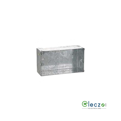 Legrand Flush Metal Box 18 Or 24 Module, Suitable For Arteor/Mylinc/Myrius