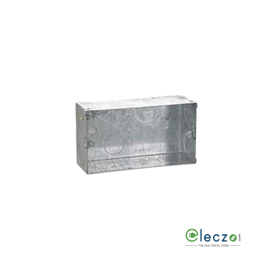 Legrand Flush Metal Box 4 Module, Suitable For Arteor/Mylinc/Myrius