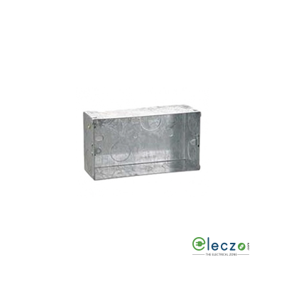 Legrand Flush Metal Box 6 Module, Suitable For Arteor/Mylinc/Myrius