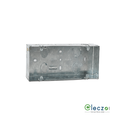 Legrand Flush Metal Box 8 Module, Suitable For Arteor/Mylinc/Myrius
