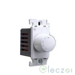 Legrand Mylinc White Fan Regulator 100 W, 1 Module, 4 Step
