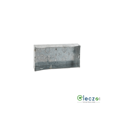 Legrand Mylinc Flush Metal Box, 9 Module