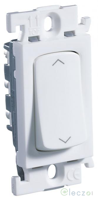 Legrand Mylinc SP Switch 16 A, White, 1 Module, 2 Way