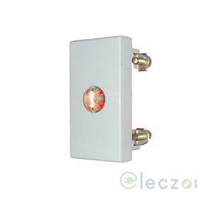 Legrand Myrius 1 Module White TV Socket