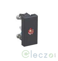 Legrand Myrius TV Socket 1 Module, Black